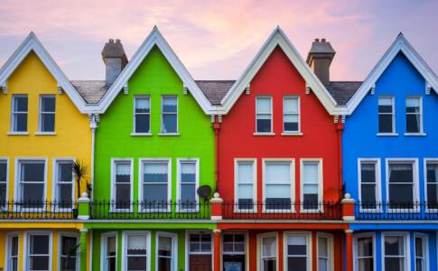 Дисперсии для фасадных красок