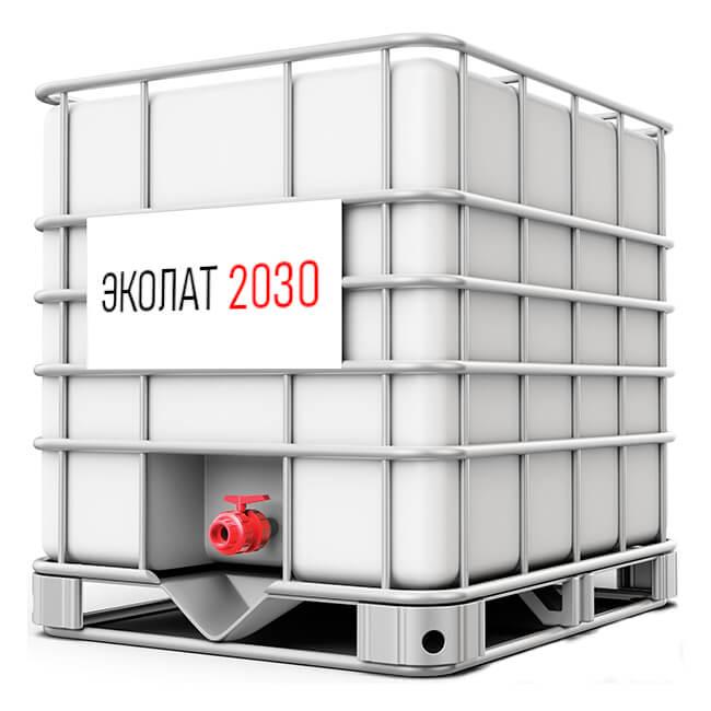 Водная акриловая дисперсия Эколат 2030